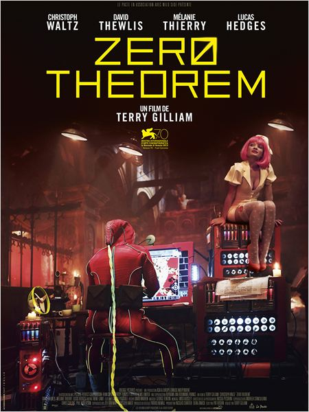 Telecharger Zero Theorem  TRUEFRENCH BDRIP Gratuitement