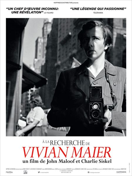 A la recherche de Vivian Maier ( en VO )