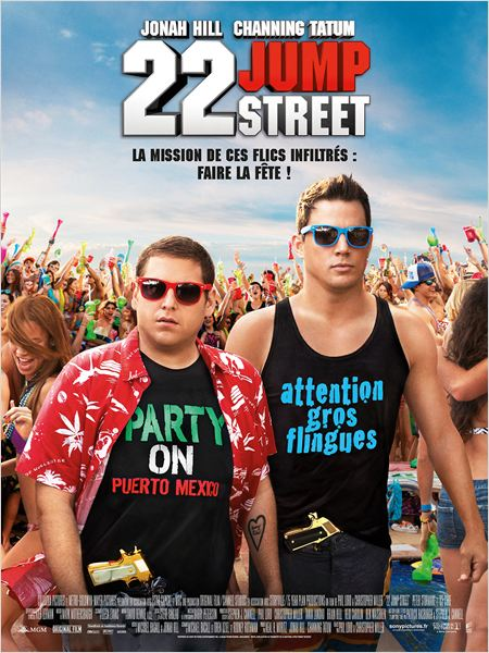 22 Jump Street CAM VF 2014 en streaming