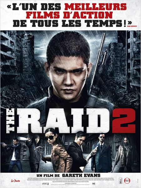 The Raid 2 [BRRiP] [MULTI]