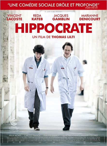 TELECHARGER Hippocrate FRENCH DVDRip STREAMING