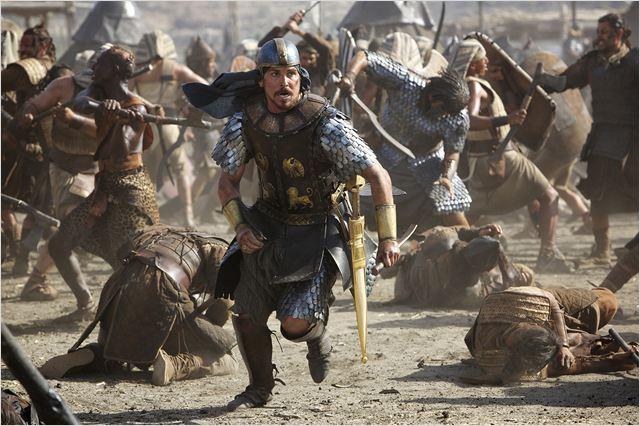 Exodus: Gods And Kings : Photo Christian Bale