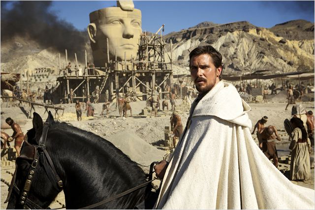 Exodus: Gods And Kings : Photo Christian Bale