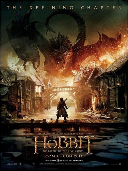 Telecharger Le Hobbit : la Bataille des Cinq Armées Prochainement gratuitement