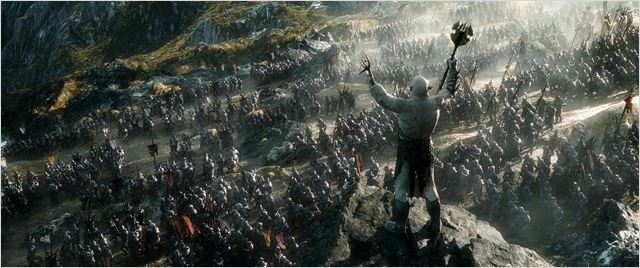 Le Hobbit : la Bataille des Cinq Armées : Photo