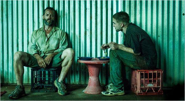The Rover : Photo Guy Pearce, Robert Pattinson