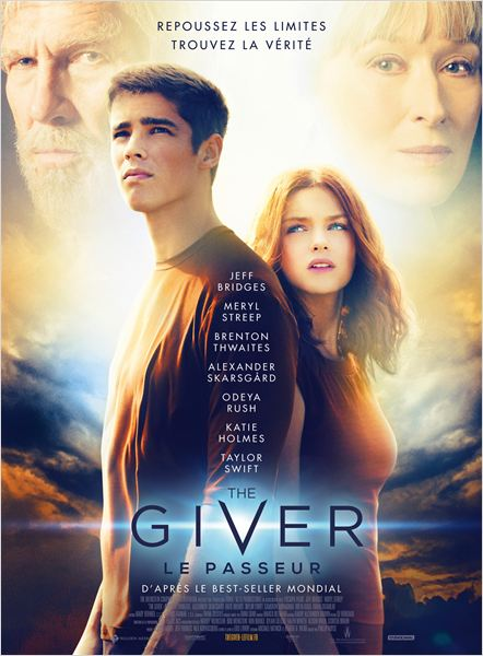 Telecharger The Giver FRENCH BRRIP MD Gratuitement