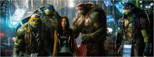 Ninja Turtles : Photo Megan Fox