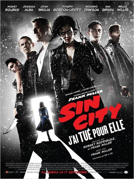 Sin City : j\`ai tué pour elle [BDRip] [MULTI]