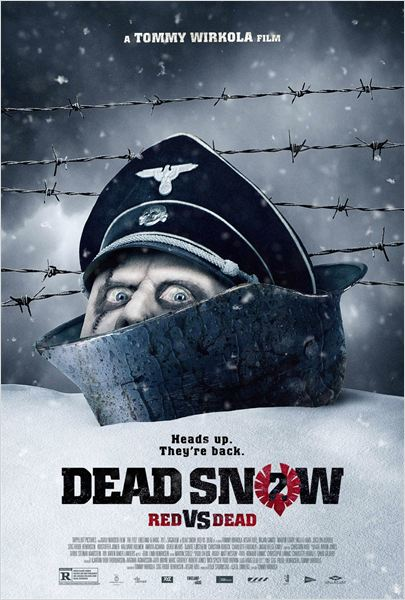 Telecharger Dead Snow: Red vs. Dead  TRUEFRENCH DVDRIP Gratuitement