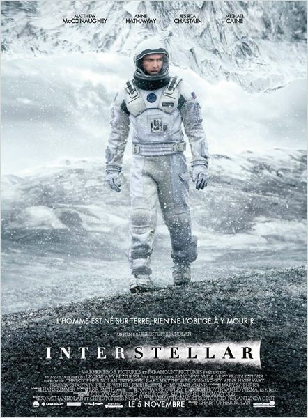 Telecharger Interstellar VOSTFR TS Gratuitement