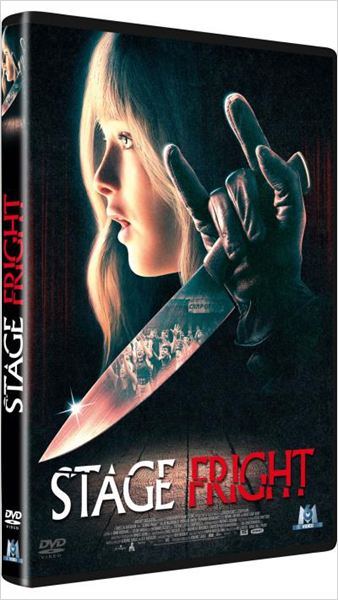 Stage Fright [DVD-R] [MULTI]