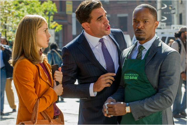 Annie : Photo Bobby Cannavale, Jamie Foxx, Rose Byrne