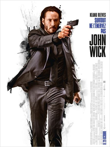 JOHN WICK en streaming