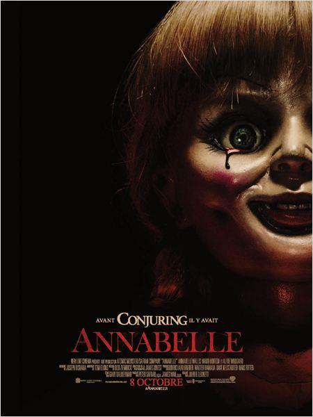 Annabelle en streaming uptobox