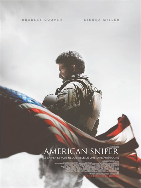 American Sniper : Affiche