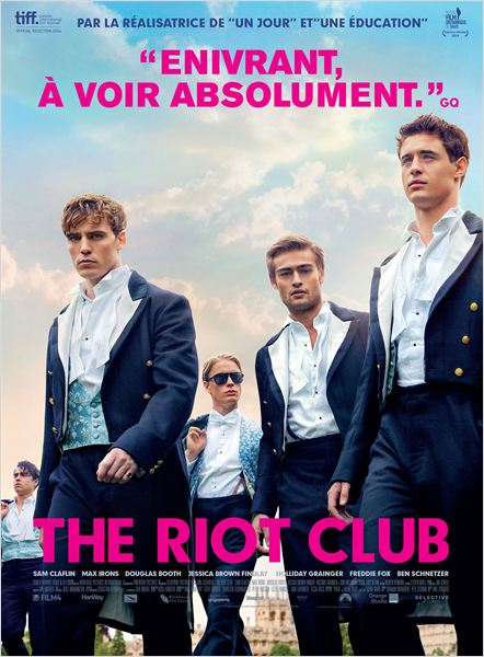 The Riot Club  TRUEFRENCH - DVDRIP