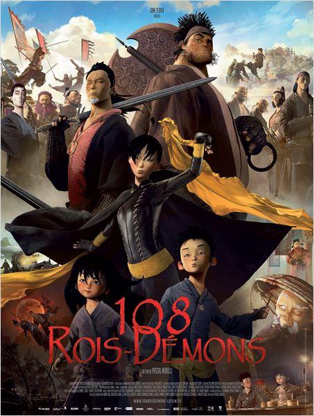 108 Rois-Démons : Affiche