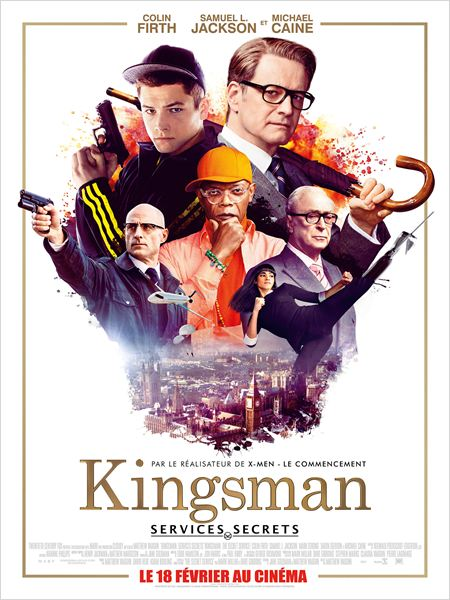 Kingsman : Services secrets