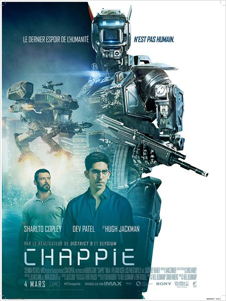 Chappie   TRUEFRENCH | BDRIP