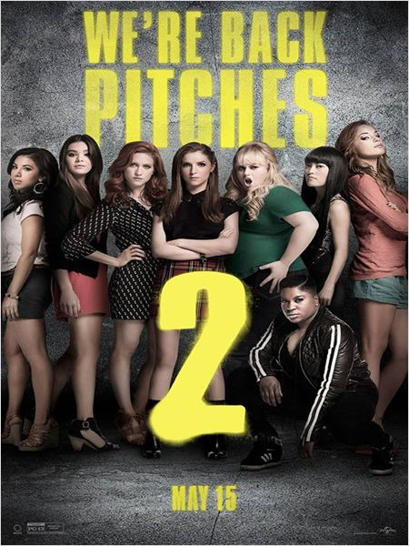Pitch Perfect 2 streaming