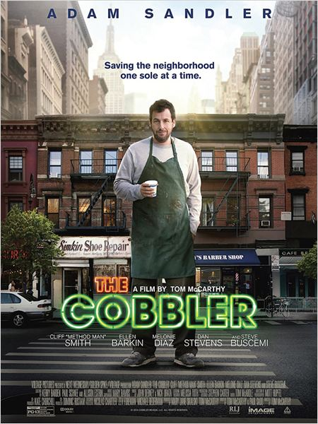 The Cobbler DVDRIP FRENCH STREAMING
