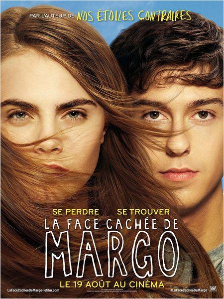 La Face cachée de Margo : Affiche