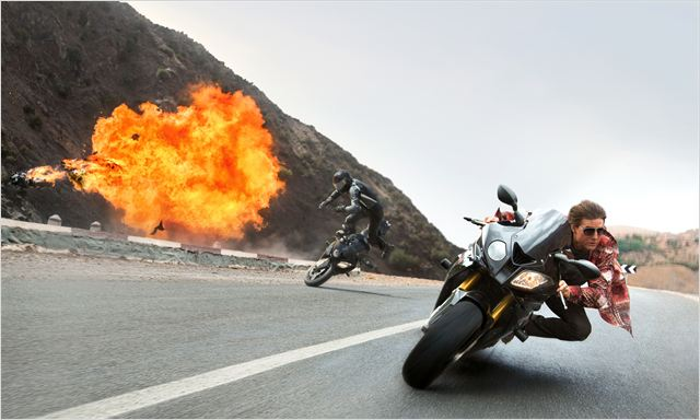 Mission: Impossible - Rogue Nation : Photo Tom Cruise
