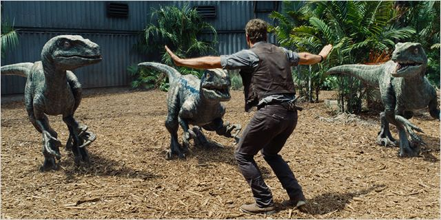 Jurassic World : Photo