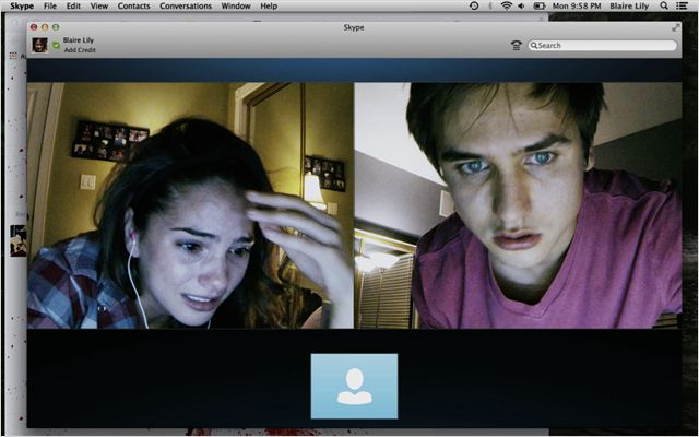 Unfriended : Photo Moses Jacob Storm, Shelley Hennig