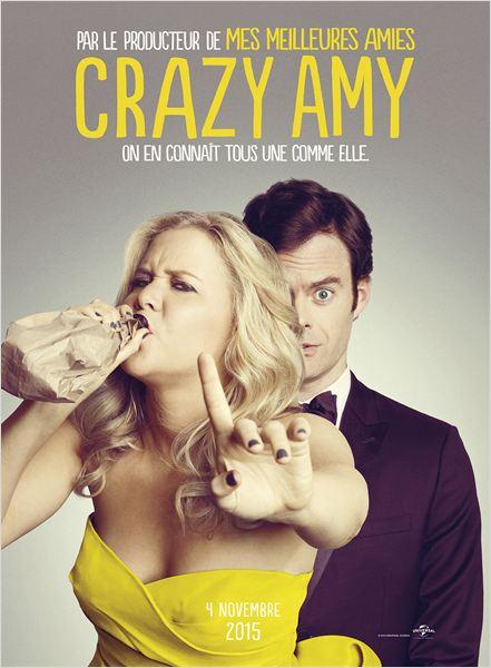 Crazy Amy : Affiche