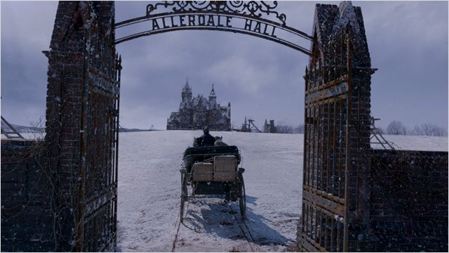 Crimson Peak : Photo
