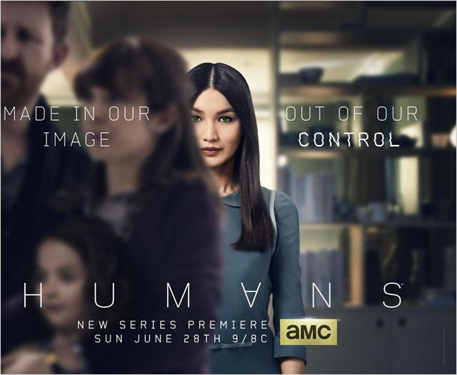 Humans saison 1 en vostfr