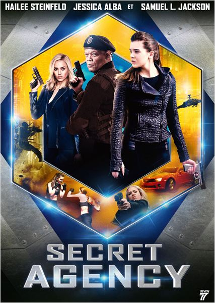 Secret Agency ddl