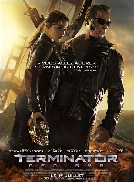 Terminator Genisys : Affiche