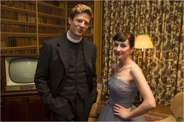 Photo James Norton, Morven Christie