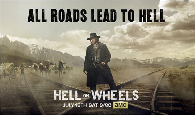 Hell On Wheels saison 5 en vostfr
