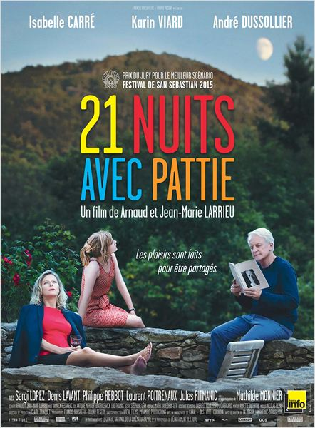 21 nuits avec Pattie [DVDRiP] [FRENCH]