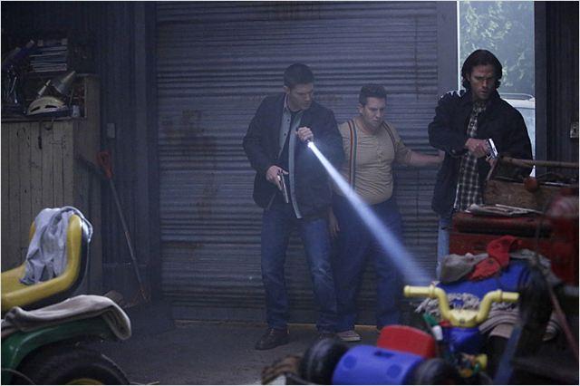 Supernatural photo de jared padalecki et jensen ackles 296 sur 1 309 allocine - Jensen ackles taille ...