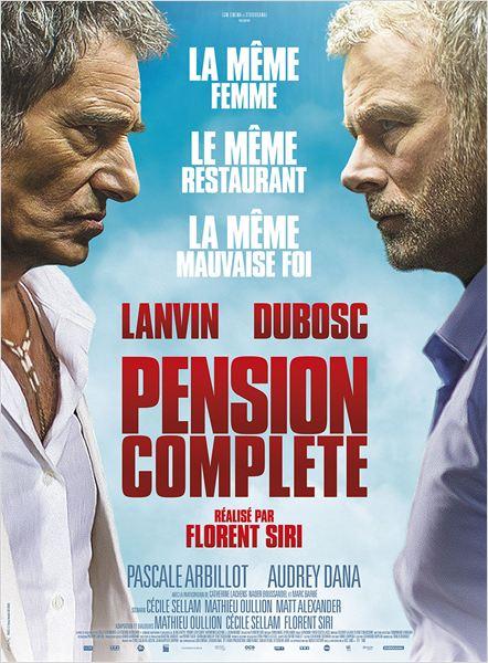 Pension complète : Affiche