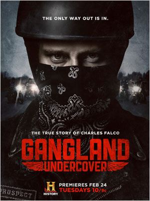 Gangland Undercover : Affiche