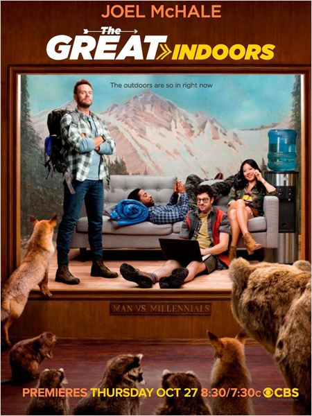 The Great Indoors saison 1 en vo / vostfr (Episode 14 VO/??)