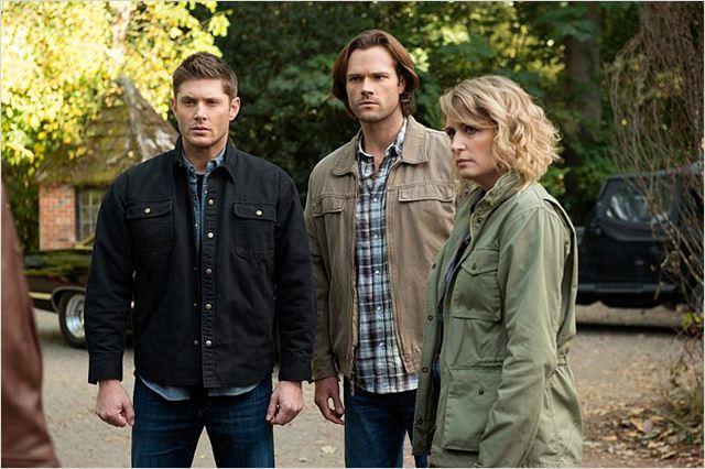 Supernatural photo de jared padalecki et jensen ackles 151 sur 1 299 allocine - Jensen ackles taille ...