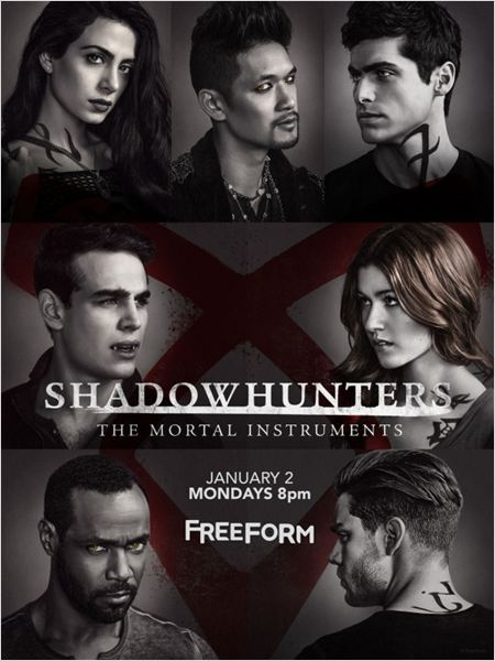 Shadowhunters S02 (Complète) VOSTFR