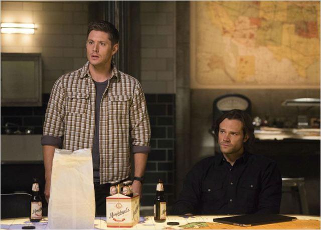 Supernatural photo de jared padalecki et jensen ackles 115 sur 1 304 allocine - Jensen ackles taille ...