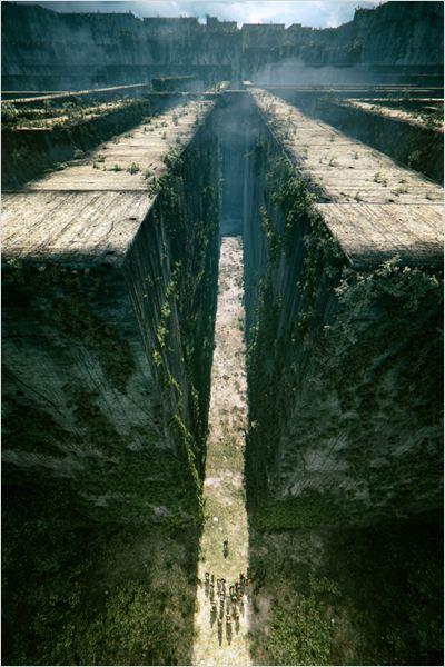 Le Labyrinthe : Photo
