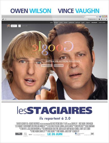 Affiche : Les Stagiaires
