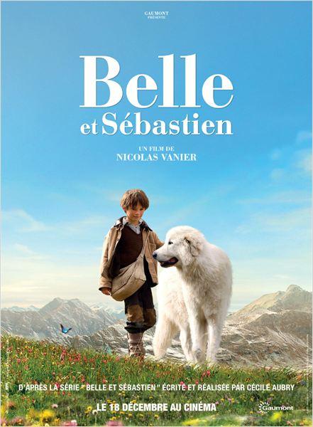 Belle et Sébastien : Affiche