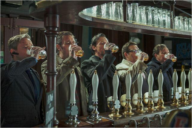 Le Dernier pub avant la fin du monde : Photo Eddie Marsan, Martin Freeman, Nick Frost, Paddy Considine, Simon Pegg