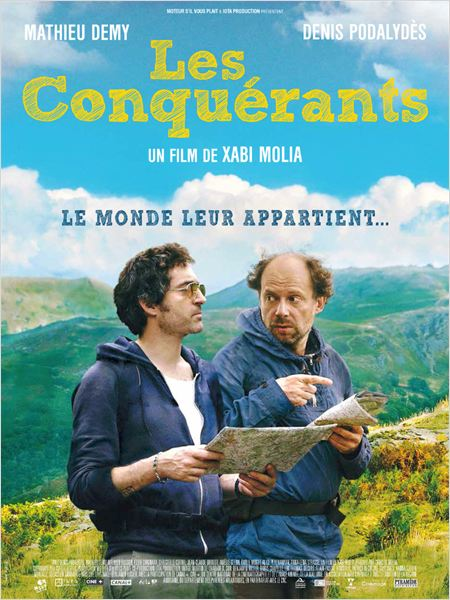 film Les Conqu�rants en streaming
